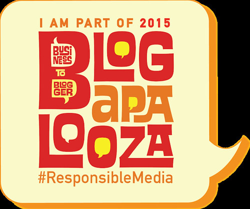 Blogapalooza Bloggers Badge