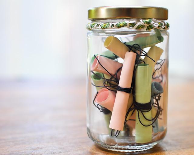 The wish jar