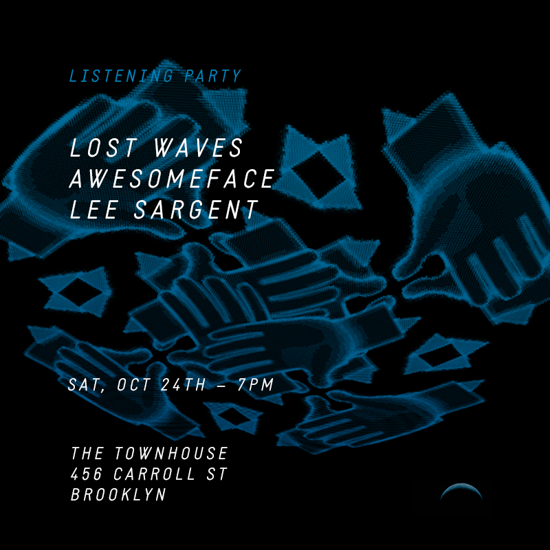 Lost Waves Listening Party