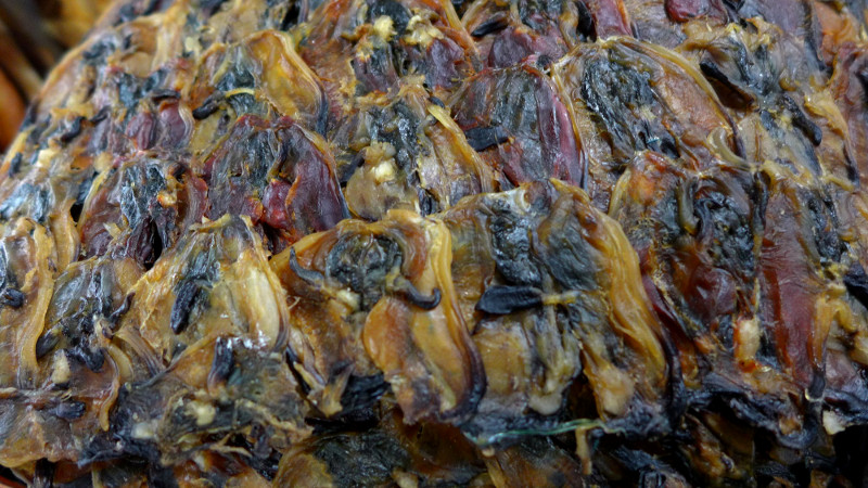 Dried Tahong