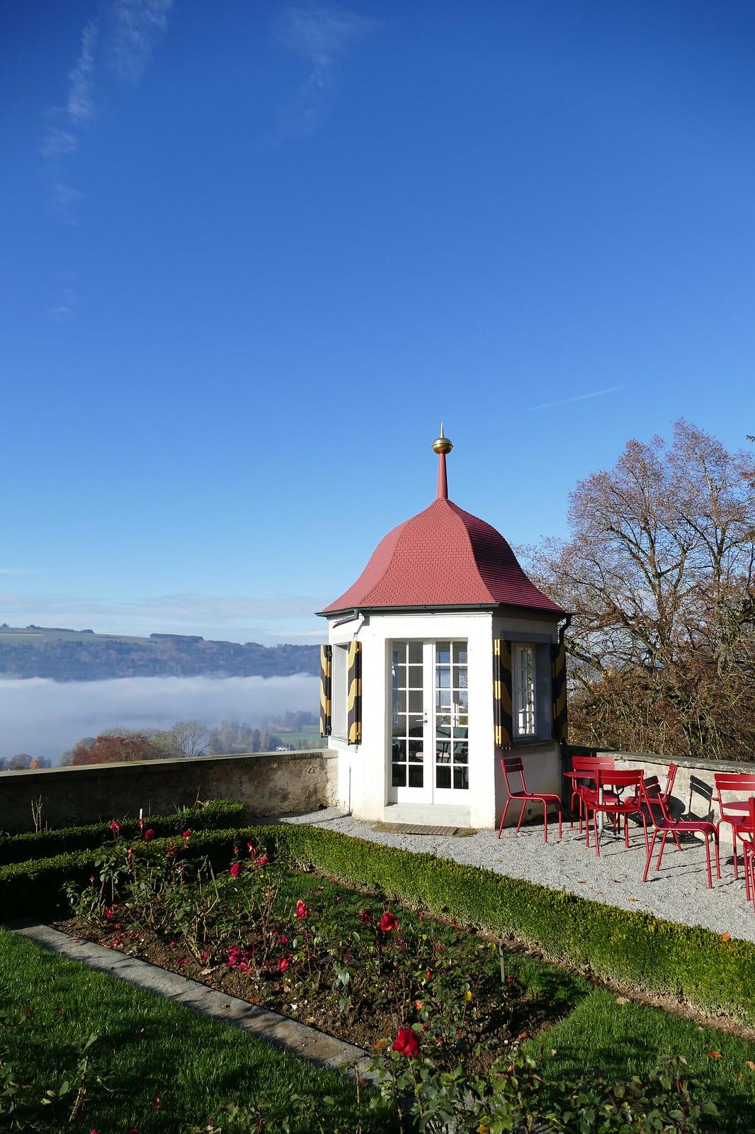 Schloss Heidegg Seetal Lucerne Switzerland