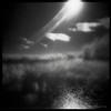 Dreamy landscape in IR