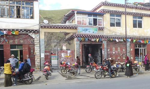 CH-Sichuan-Tagong-Tibétains (1)