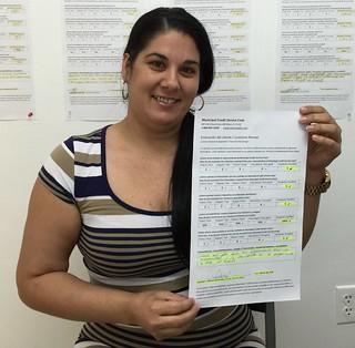 Yuliesky Garcia Califica (Reviews) a Municipal Credit Service Corp