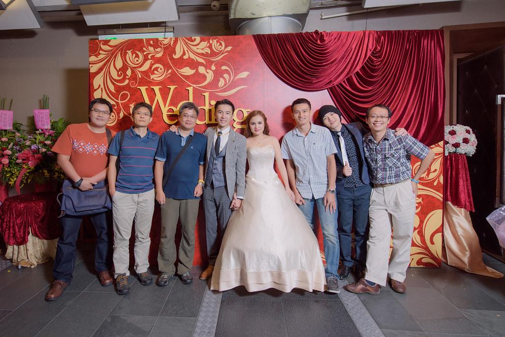 20151004京華城雅悅會館婚禮記錄 (831)