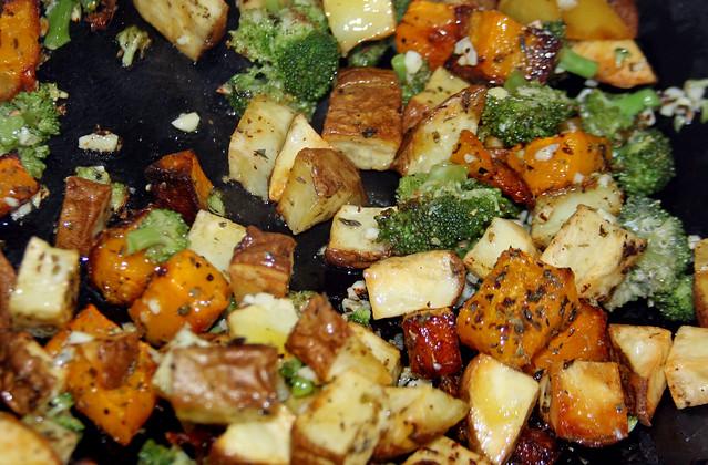 Hongos y Vegetales a la Provenzal (9)