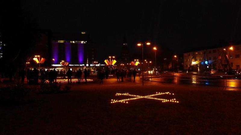 Valmiera. Latvijai 97