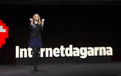 Kathryn Parsons at #ind15 - Internetdagarna