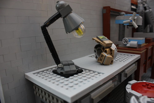 Lego Pip Boy Edition