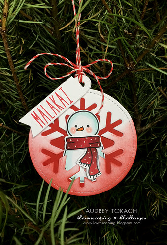 Snowman Tag_Malakai