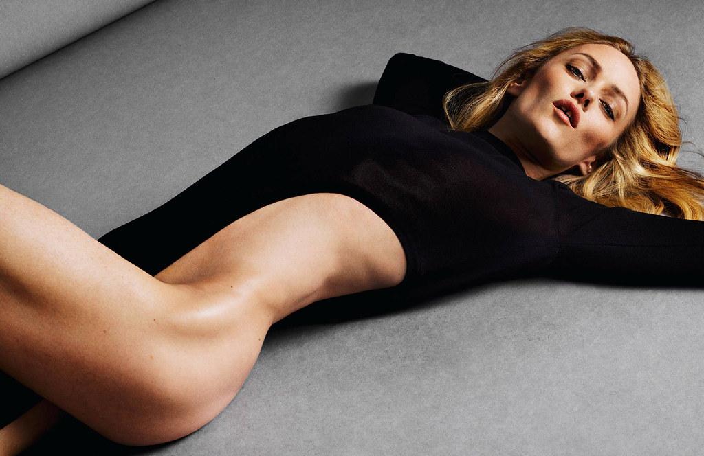 Ванесса Паради — Фотосессия для «Vogue» FR 2015 – 1