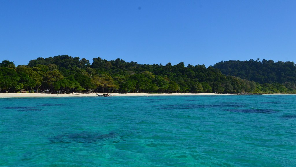 NYE on Koh Rok in Thailand
