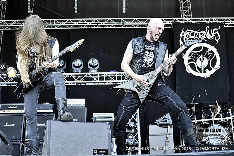 AETERNUS @ PARTY SAN OPEN AIR 7. AUGUST 2015 23517974160_27f17b57c3_c