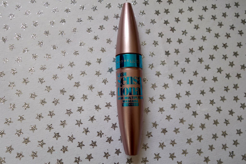 JustMyLook.Co.UK Secret Santa: Maybelline Lash Sensational Mascara