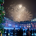 Fireworks in London by Vladimir Yaitskiy