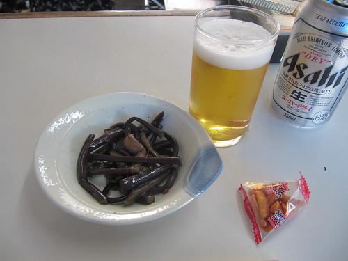 金沢競馬場のこやまのビール