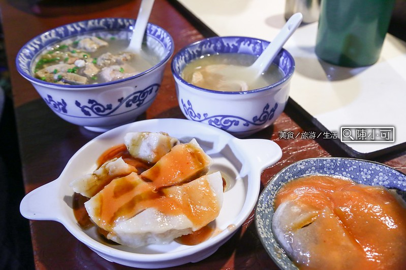 台北小吃︱台北熱炒,大同南路口四神湯專賣店 @陳小可的吃喝玩樂