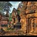 Siem Reap K - Banteay Srei Tempel 02 by Daniel Mennerich