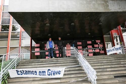 16º dia de greve - centros administrativos