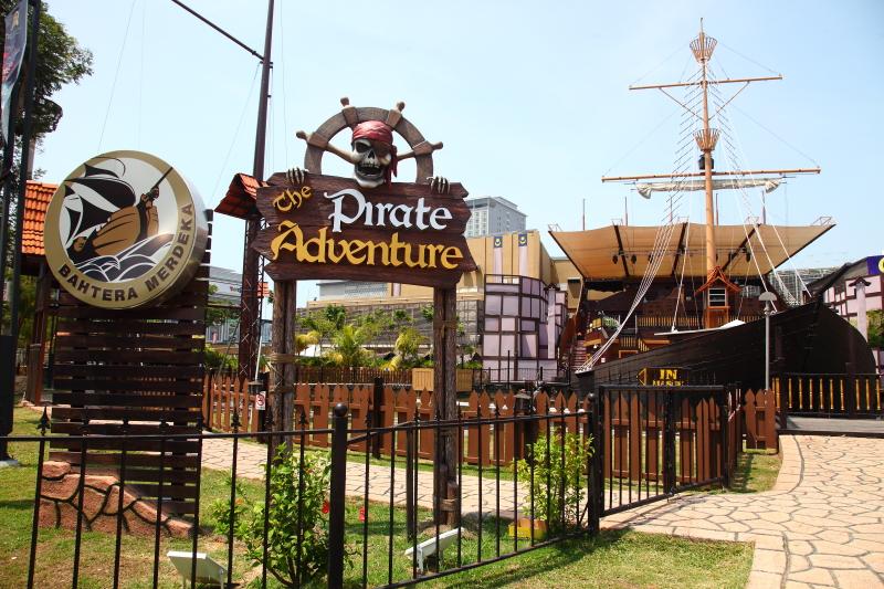 The Pirate Adventure Melaka Alive