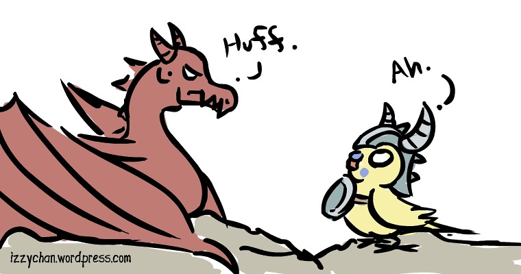 dragon budgie