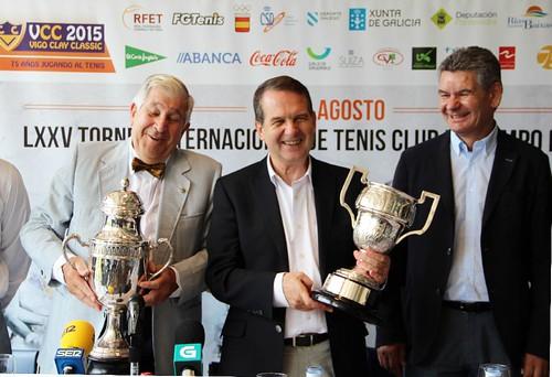 75º Torneo Internacional de Tenis del Club de Campo de Vigo