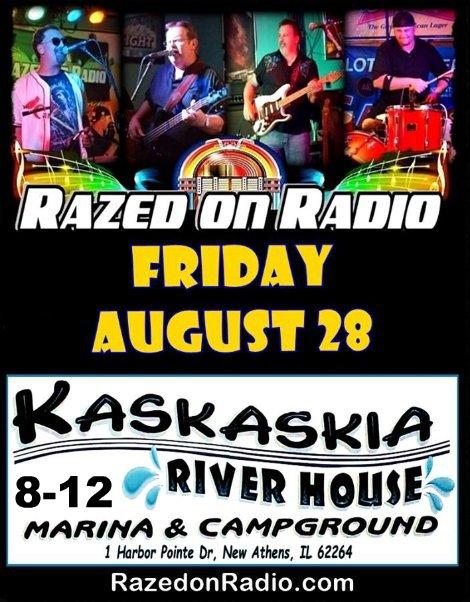 Razed On Radio 8-28-15