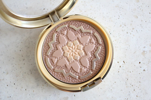Physicians Formula Argan Wear Ultra-Nourishing Argan Oil Bronzer review and swatch