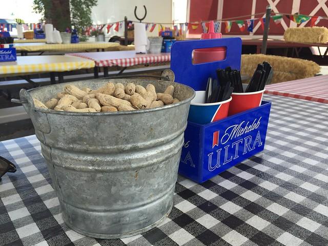 Peanuts - Big John's Texas Barbeque