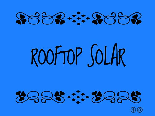 Buzzword Bingo: Rooftop Solar
