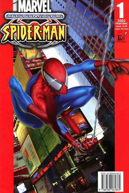 Ultimate Spider-man PLDK1