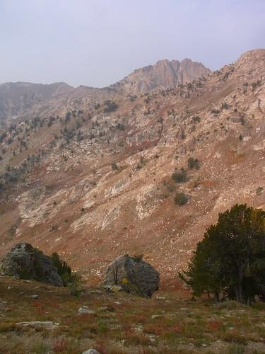 mountains landscape rocks