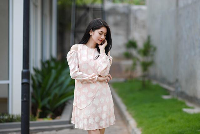 Pastel Flippy Dress