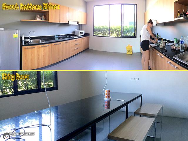 iSanook Residence Kitchen