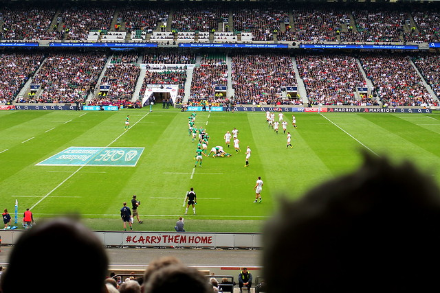 Twickenham Rugby Executive Box (6)