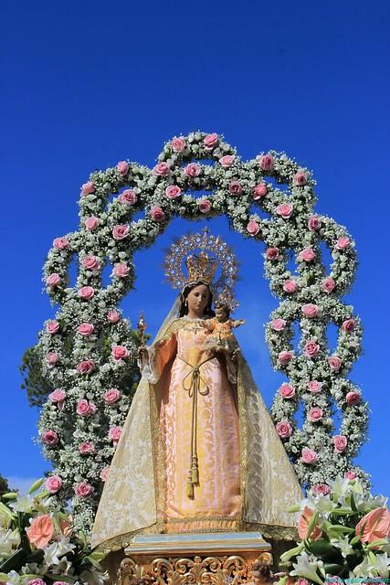 Bajada de la Stma. Virgen del Buen Suceso 2015