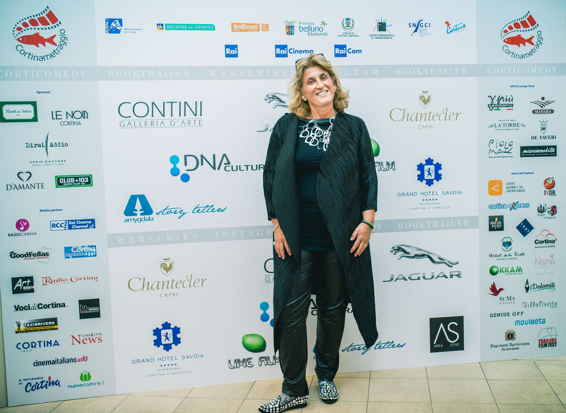Photocall Cortinametraggio 2015
