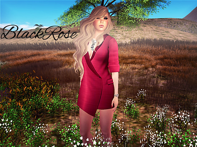 BlackRose - Jacket/Dress