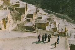 Masouleh - Iran vor 40 Jahren