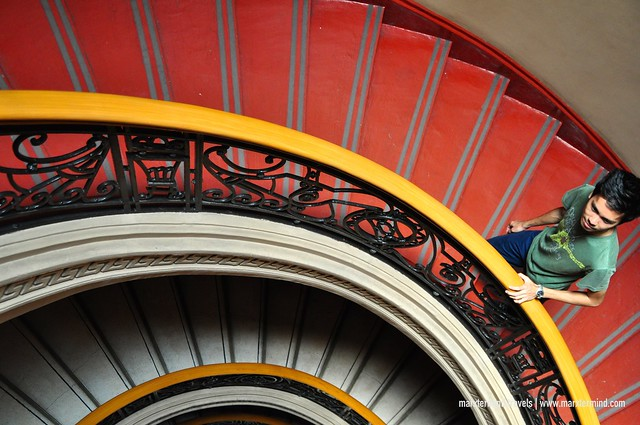 Spiral Staircase at National Museum