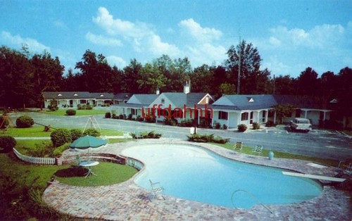 Town and Country Motel Allendale front