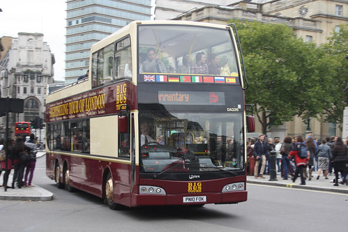 Big Bus Tours DA326 PN10FOK