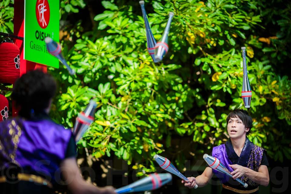 Japan Week - Street Show @ Bangkok, Thailand
