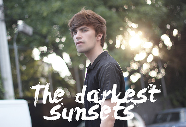 The darkest sunsets