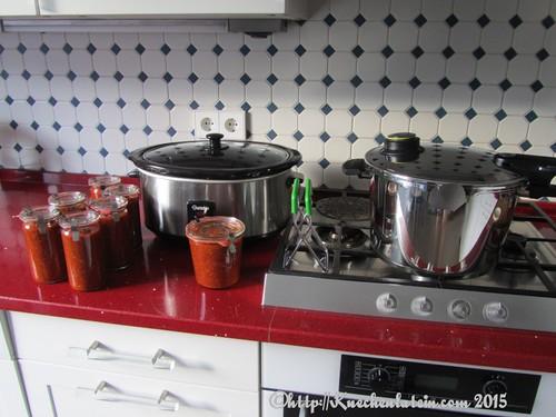 ©SlowCooker-Bolognese Einkochen im Schnellkochtopf (1)