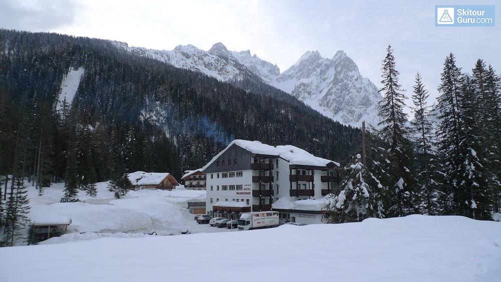 Fischleinboden - Dolomitenhof Dolomiti Itálie foto 01