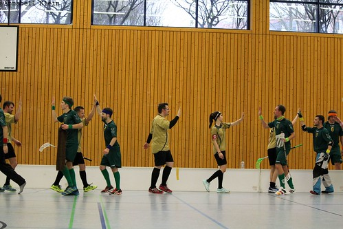Verbandsliga KF: Floorball Turtles vs. TSV Rangsdorf