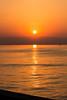 День 6. Закат на Женевском озере - но в первую очередь порадовала она просто умопомрачительными цветами заката, который наблюдали посетители кафе