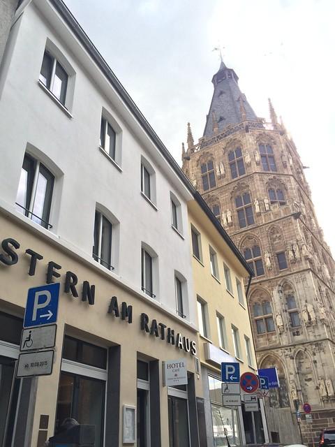 【科隆住宿推薦】德國 Koln 科隆人氣住宿飯店推薦 – Stern am Rathaus