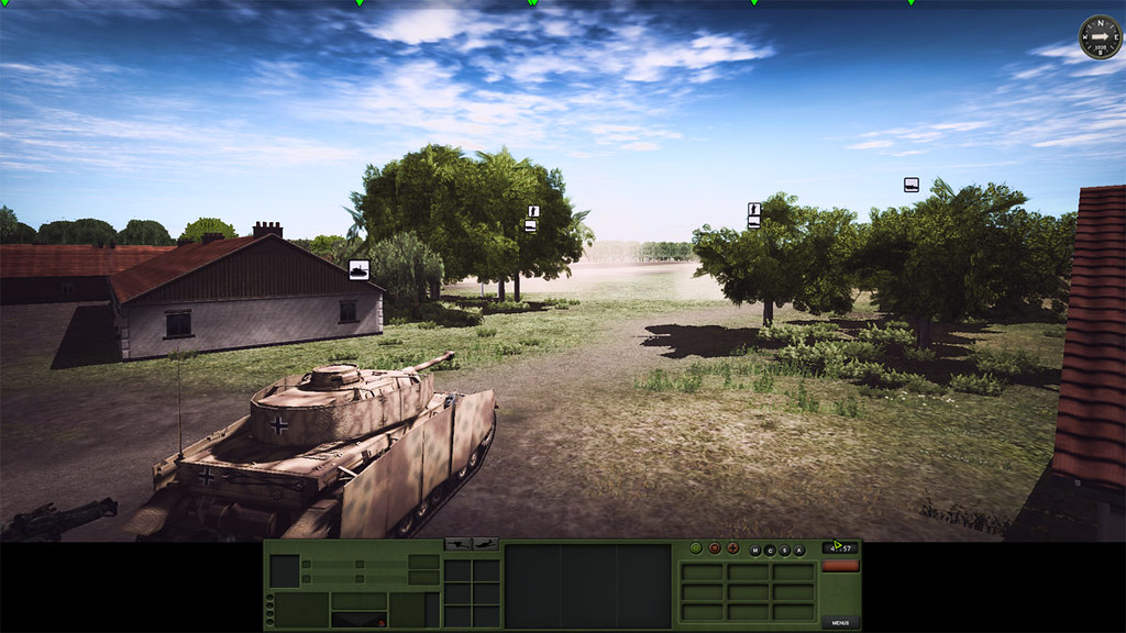 3_Combat_Mission_Red_Thunder_War_Movie_ADVANCED_mode